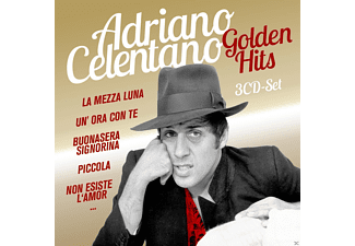 Adriano Celentano - Golden Hits - (CD)