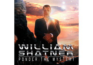 William Shatner - Ponder The Mystery - (CD)