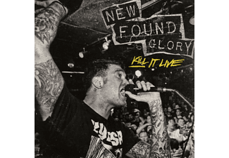 New Found Glory - Kill It Live [CD]