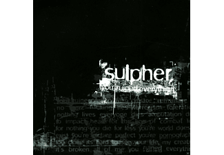 Sulpher - You Ruined Everything - (CD)