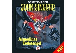 John Sinclair 27: Asmodinas Todesengel - 1 CD - Horror