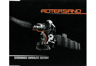 Rotersand - Exterminate Annihilate Destroy - (Maxi Single CD)