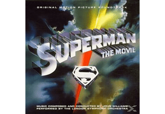 VARIOUS - Superman - The Movie - (CD)