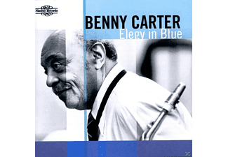 Benny Carter - Elegy In Blue - (CD)