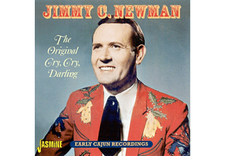 Jimmy C. Newman - The Original Cry, Cry, Darling - (CD)