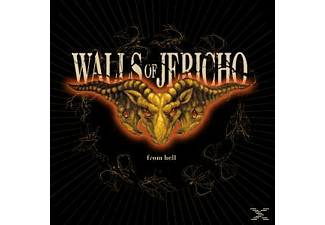 Walls Of Jericho - From Hell - (CD)