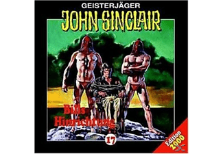 John Sinclair 17: Bills Hinrichtung - 1 CD - Horror