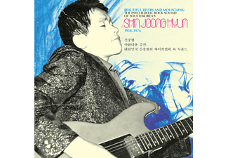 VARIOUS, Shin Joong Hyun - Beautiful Rivers & Mountains - (CD)