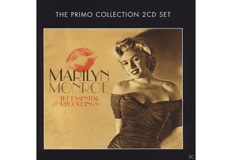 Marilyn Monroe - The Essential Recordings [CD]