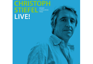 Christoph Stiefel - Inner Language Trio-Live! - (CD)