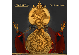Tiamat - The Scarred People (First Ltd.Edt.) - (CD)
