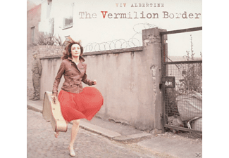 Viv Albertine - The Vermilion Border - (CD)