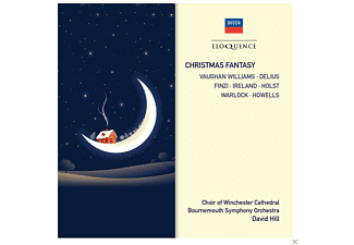 Vaughn Williams, David Hill, Choir Of Winchester Cathedral, Bournemouth Symphony Orchestra - Christmas Fantasy - (CD)