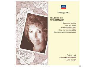 Felicity Lott, Jane Glover, London Mozart Players - Felicity Lott Sings Mozart - (CD)
