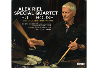Alex Riel Special Quartet - Full House - (CD)