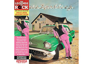 Spedding Chris - Chris Spedding - Vinyl Replica (Remastered, Ltd. Edition) - (CD)