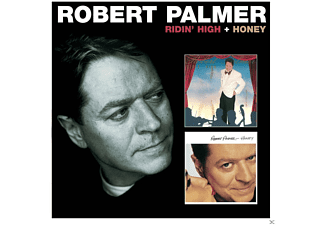 Robert Palmer - Ridin' High & Honey (Rem.+Bonus) - (CD)