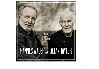 Hannes Wader, Allan Taylor - OLD FRIENDS IN CONCERT - (CD)
