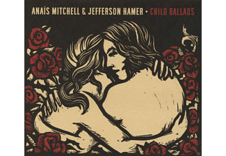Anais Mitchell, Jefferson Hamer - Child Ballads - (CD)