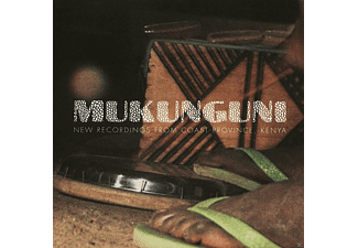 Mukunguni - New Recordings From Coast Province, Kenya - (CD)