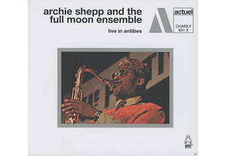 Archie Shepp - Live In Antibes (Deluxe Edition) - (CD)