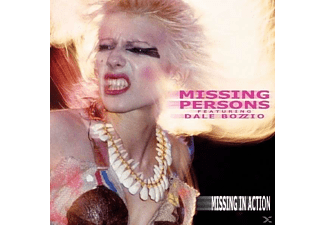 Missing Persons, Dale Bozio - Missing In Action - (CD)