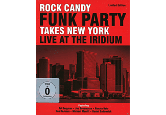 Rock Candy Funk Party, VARIOUS - Live At The Iridium (Limited Edition) - (DVD + CD)