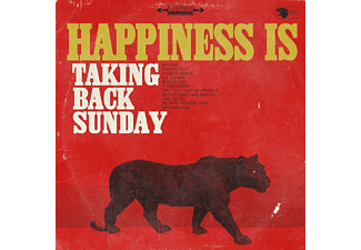 Taking Back Sunday - Happiness Is - (CD)