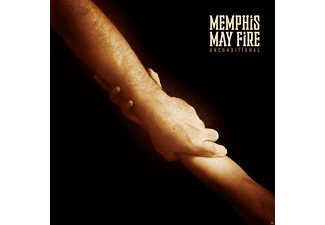 Memphis May Fire - Unconditional - (CD)