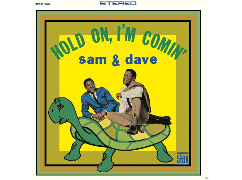 Sam & Dave - Hold On, I'm Comin' [CD]