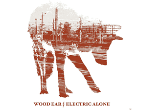 Wood Ear - Electric Alone - (CD)