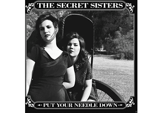 Secret Sisters - Put Your Needle Down - (CD)
