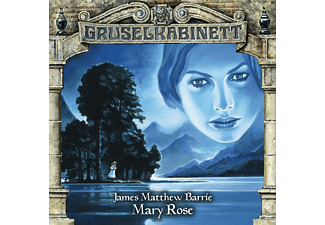 Gruselkabinett 91: Mary Rose - 1 CD - Humor/Satire