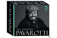 Luciano Pavarotti, VARIOUS, Various Orchestras - The Essential Pavarotti [CD]