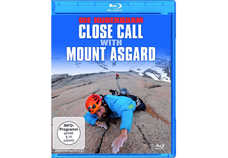 Die Huberbuam - Close Call with Mount Asgard - (Blu-ray)