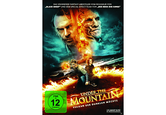Under the Mountain - Vulkan der dunklen Mächte - (DVD)