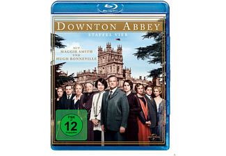 Downton Abbey - Staffel 4 - (Blu-ray)