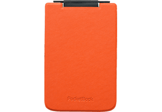 POCKETBOOK Flid 2-sided cover Orange (PBPUC-624-ORBC-RD)