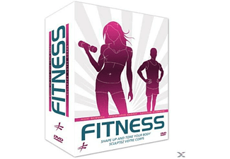 FITNESS (BOX) - (DVD)