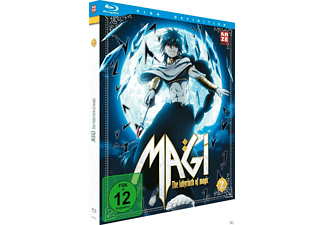 MAGI - THE LABYRINTH OF MAGIC - BOX 2 - (Blu-ray)