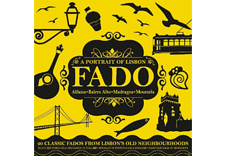 VARIOUS - Fado,Portrait Of Lisbon - (CD)