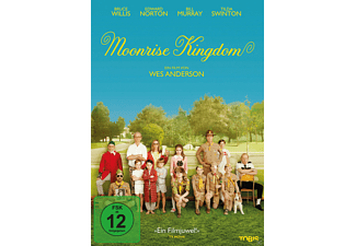 Moonrise Kingdom - (DVD)