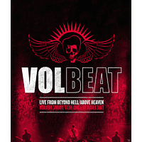 Volbeat - Live From Beyond Hell / Above Heaven [Blu-ray]