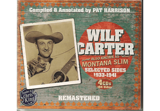 Wilf Carter - Montana Slim - Selected Sides 1933-1941 - (CD)