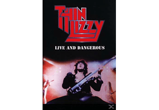 Thin Lizzy - Live And Dangerous - (DVD + CD)