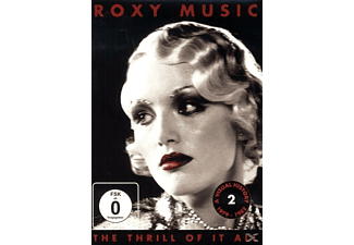 Roxy Music - THE THRILL OF IT ALL - 1979-1982 - (DVD)