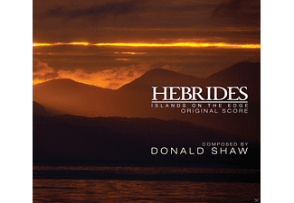 Donald Shaw - Hebrides-Original Score From The Bbc Series - (CD)