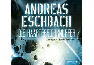 Die Haarteppichknüpfer - 4 CD - Science Fiction/Fantasy