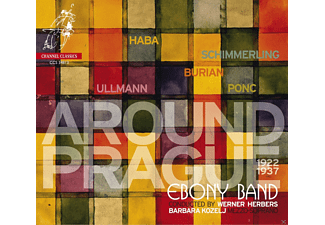 Ebony Band - Around Prague - (SACD Hybrid)