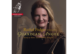 Rachel Podger - Guardian Angel - (CD)